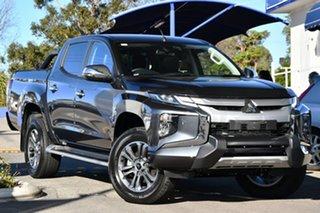 2020 Mitsubishi Triton MR MY20 GLS Double Cab Premium Graphite Grey 6 Speed Sports Automatic Utility.