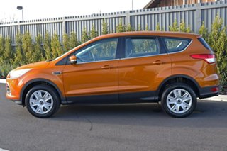 2015 Ford Kuga Orange Wagon.