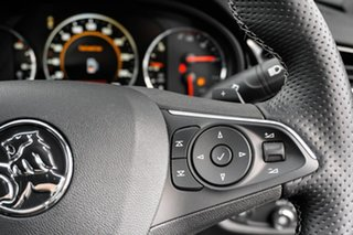 2018 Holden Commodore ZB MY18 RS-V Liftback AWD Silver 9 Speed Sports Automatic Liftback