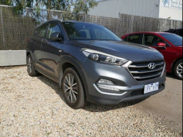 Used Hyundai Tucson TL Active X (FWD), 2015 Hyundai Tucson TL Active X (FWD) Grey 6 Speed Automatic Wagon