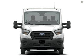 2020 Ford Transit VO 2019.75MY 470E White 6 Speed Manual Single Cab Cab Chassis.