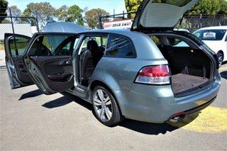 2013 Holden Commodore VF MY14 SV6 Sportwagon Grey 6 Speed Sports Automatic Wagon