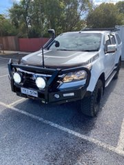 2017 Holden Colorado Storm Abalone White 6 Speed Automatic Dual Cab.