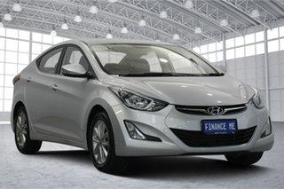 2015 Hyundai Elantra MD3 SE 6 Speed Sports Automatic Sedan.