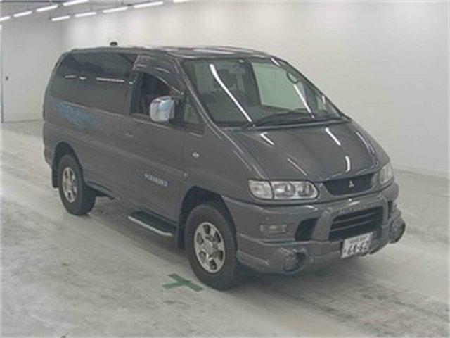 Used Mitsubishi Delica Leichhardt, 2005 Mitsubishi Delica PD6W Spacegear Chamonix Grey Automatic Van Wagon