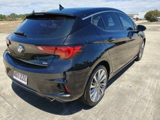 2017 Holden Astra BK MY17 RS-V Black 6 Speed Sports Automatic Hatchback.