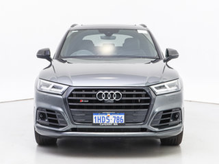 2020 Audi SQ5 FY MY20 3.0 TFSI Quattro Grey 8 Speed Automatic Tiptronic Wagon.