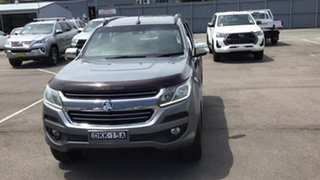 2016 Holden Colorado 7 RG MY16 LTZ Grey 6 Speed Sports Automatic Wagon.