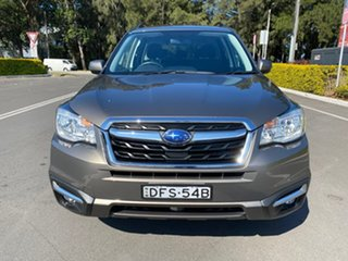 2016 Subaru Forester S4 MY16 2.5i-L CVT AWD Grey 6 Speed Constant Variable Wagon.