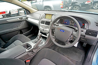 2011 Ford Falcon FG G6 Blue/shado 6 Speed Sports Automatic Sedan