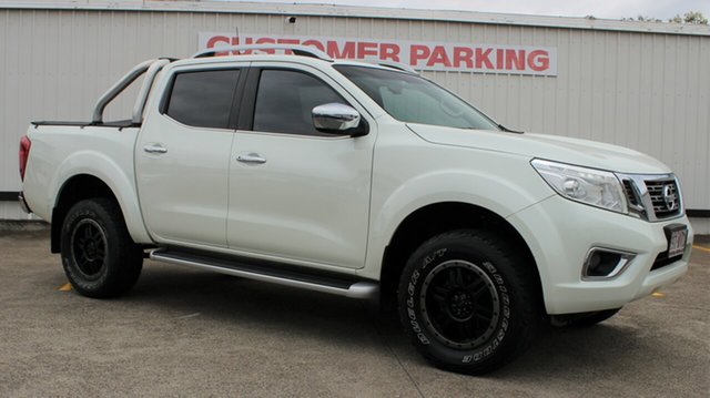 Used Nissan Navara D23 ST-X, 2016 Nissan Navara D23 ST-X White 7 Speed Sports Automatic Utility