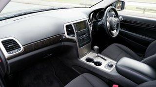 2012 Jeep Grand Cherokee WK MY2012 Laredo Grey 5 Speed Sports Automatic Wagon