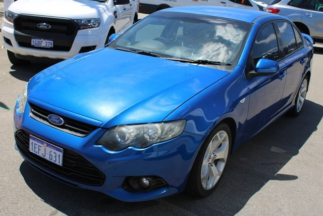 Used Ford Falcon FG MkII XR6, 2012 Ford Falcon FG MkII XR6 Blue 6 Speed Sports Automatic Sedan