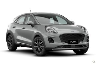 2020 Ford Puma JK 2020.75MY Puma Silver 7 Speed Sports Automatic Dual Clutch Wagon.