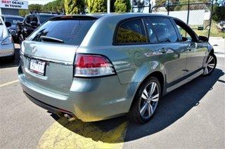 2013 Holden Commodore VF MY14 SV6 Sportwagon Grey 6 Speed Sports Automatic Wagon.