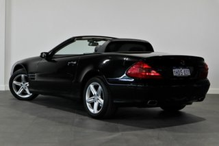 2005 Mercedes-Benz SL-Class R230 MY05 SL350 Black 5 Speed Sports Automatic Roadster
