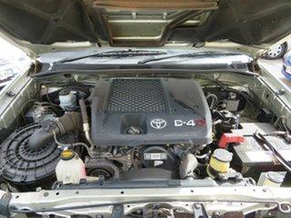 2013 Toyota Hilux KUN26R MY12 SR5 (4x4) Gold 5 Speed Manual Dual Cab Pick-up