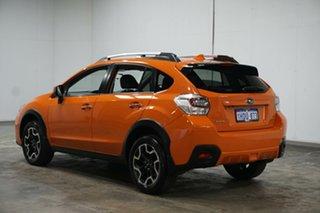 2016 Subaru XV G4X MY16 2.0i-S Lineartronic AWD Orange 6 Speed Constant Variable Wagon.