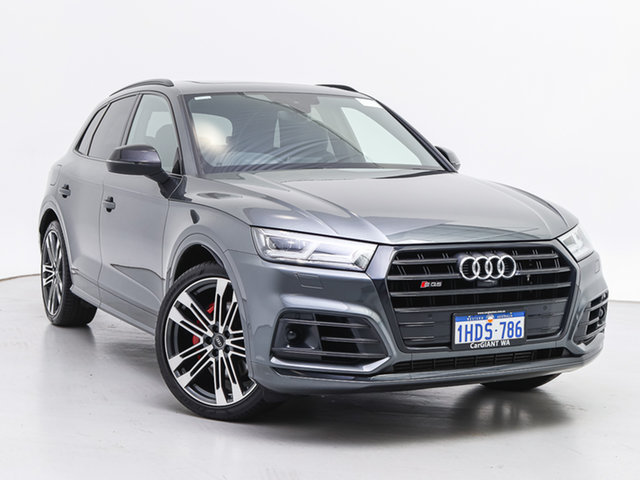 Used Audi SQ5 FY MY20 3.0 TFSI Quattro, 2020 Audi SQ5 FY MY20 3.0 TFSI Quattro Grey 8 Speed Automatic Tiptronic Wagon