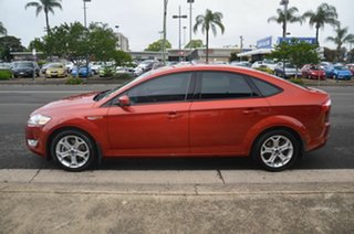 2008 Ford Mondeo MA TDCi Orange 6 Speed Automatic Hatchback