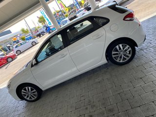 2019 Hyundai i30 Active White Sports Automatic Hatchback