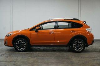 2016 Subaru XV G4X MY16 2.0i-S Lineartronic AWD Orange 6 Speed Constant Variable Wagon