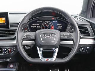 2020 Audi SQ5 FY MY20 3.0 TFSI Quattro Grey 8 Speed Automatic Tiptronic Wagon