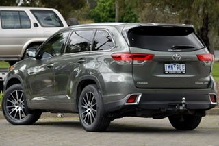 2016 Toyota Kluger GSU55R Grande AWD Green 6 Speed Sports Automatic Wagon.