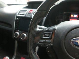 2017 Subaru WRX V1 MY17 STI AWD Premium Black 6 Speed Manual Sedan