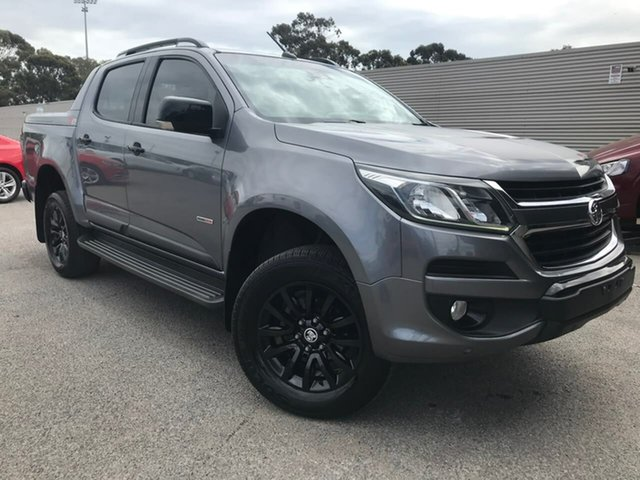 Used Holden Colorado RG MY17 Z71 Pickup Crew Cab, 2017 Holden Colorado RG MY17 Z71 Pickup Crew Cab Black 6 Speed Sports Automatic Utility