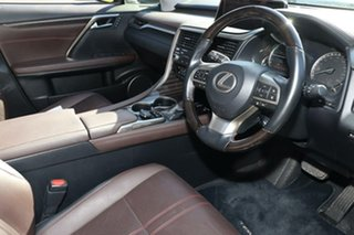 2017 Lexus RX Silver Wagon