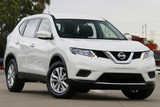 Used Nissan X-Trail T32 ST X-tronic 2WD, 2015 Nissan X-Trail T32 ST X-tronic 2WD Ivory Pearl 7 Speed Constant Variable Wagon