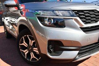 2020 Kia Seltos SP2 MY20 Sport+ DCT AWD Steel Grey 7 Speed Sports Automatic Dual Clutch Wagon.