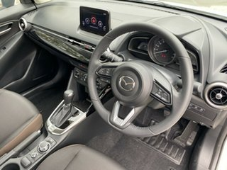 2020 Mazda 2 DJ2HAA G15 SKYACTIV-Drive Pure Snowflake White 6 Speed Sports Automatic Hatchback