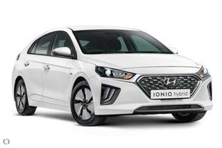 2020 Hyundai Ioniq AE.3 MY20 hybrid DCT Elite Polar White 6 Speed Sports Automatic Dual Clutch