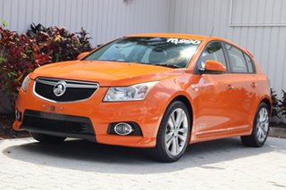 2014 Holden Cruze JH Series II MY14 SRi Z Series Fantale/leathe 6 Speed Manual Hatchback