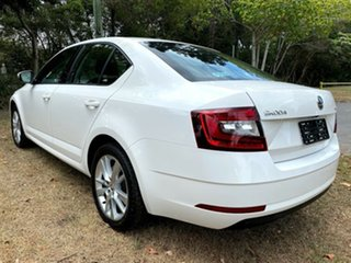 2019 Skoda Octavia NE MY19 110TSI Sedan DSG Candy White 7 Speed Sports Automatic Dual Clutch.