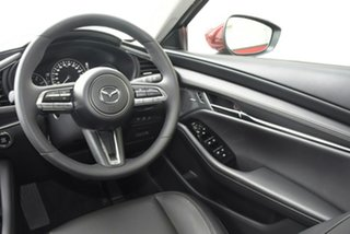 2020 Mazda 3 BP2SLA G25 SKYACTIV-Drive GT Machine Grey 6 Speed Sports Automatic Sedan