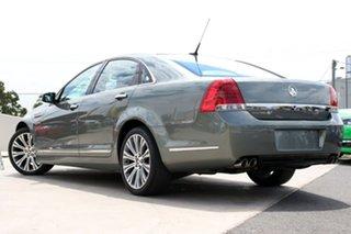 2013 Holden Caprice WN MY14 V Prussian Steel 6 Speed Sports Automatic Sedan.