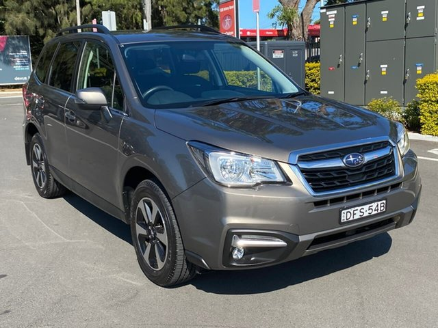 Used Subaru Forester S4 MY16 2.5i-L CVT AWD, 2016 Subaru Forester S4 MY16 2.5i-L CVT AWD Grey 6 Speed Constant Variable Wagon