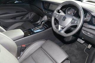 2018 Holden Calais White Liftback.