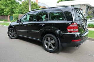 2007 Mercedes-Benz GL320 CDI 164 320 CDI Black 7 Speed Automatic G-Tronic Wagon.