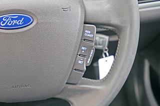 2011 Ford Falcon FG G6 Blue 6 Speed Sports Automatic Sedan