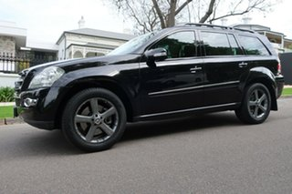2007 Mercedes-Benz GL320 CDI 164 320 CDI Black 7 Speed Automatic G-Tronic Wagon