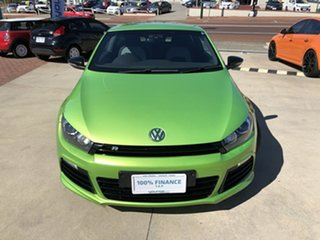 2012 Volkswagen Scirocco 1S MY13 R Green 6 Speed Manual Coupe.