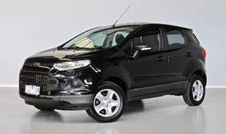 2016 Ford Ecosport BK Ambiente PwrShift Black 6 Speed Sports Automatic Dual Clutch Wagon.