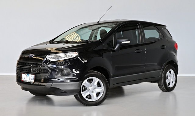 Used Ford Ecosport BK Ambiente PwrShift Thomastown, 2016 Ford Ecosport BK Ambiente PwrShift Black 6 Speed Sports Automatic Dual Clutch Wagon