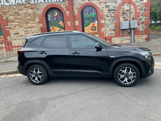 2020 Kia Seltos SP2 MY20 Sport+ DCT AWD Black Cherry 7 Speed Sports Automatic Dual Clutch Wagon.