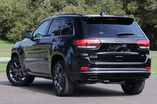 2020 Jeep Grand Cherokee WK MY20 S-Limited Diamond Black Crystal 8 Speed Sports Automatic Wagon.