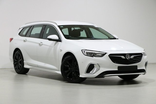 Used Holden Commodore ZB RS Bentley, 2018 Holden Commodore ZB RS White 9 Speed Automatic Sportswagon